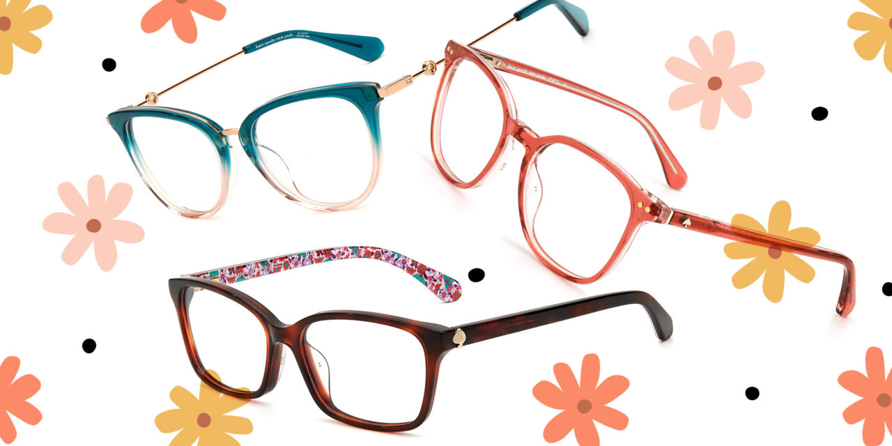 Playful, colourful new looks by kate spade