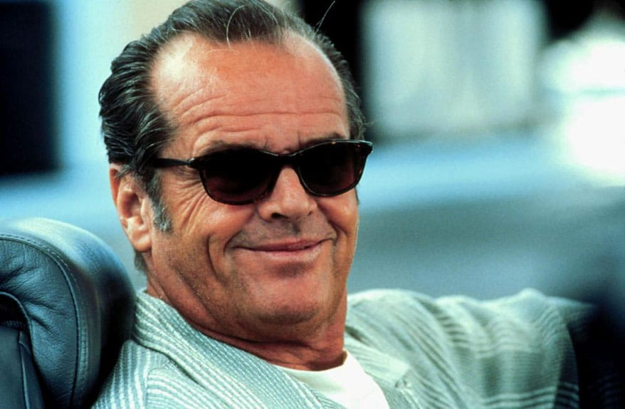 Serengeti shades worn by Jack Nicholson sell for more than $12,000