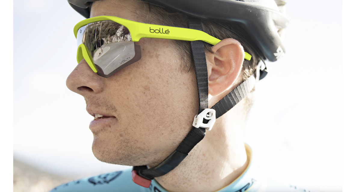 Bolle riders powered by artificial intelligence in 2021 Tour de France