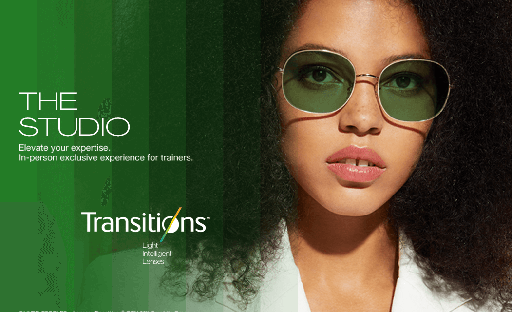"""Transitions Optical announces """"The Studio,"""" In-person experience for trainers and educators"""